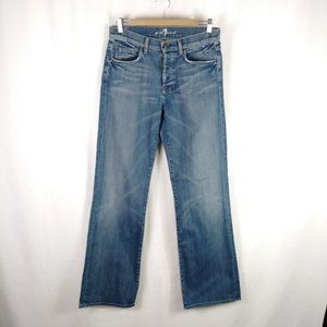 💥Sale 7 for all mankind relaxed jeans size  30